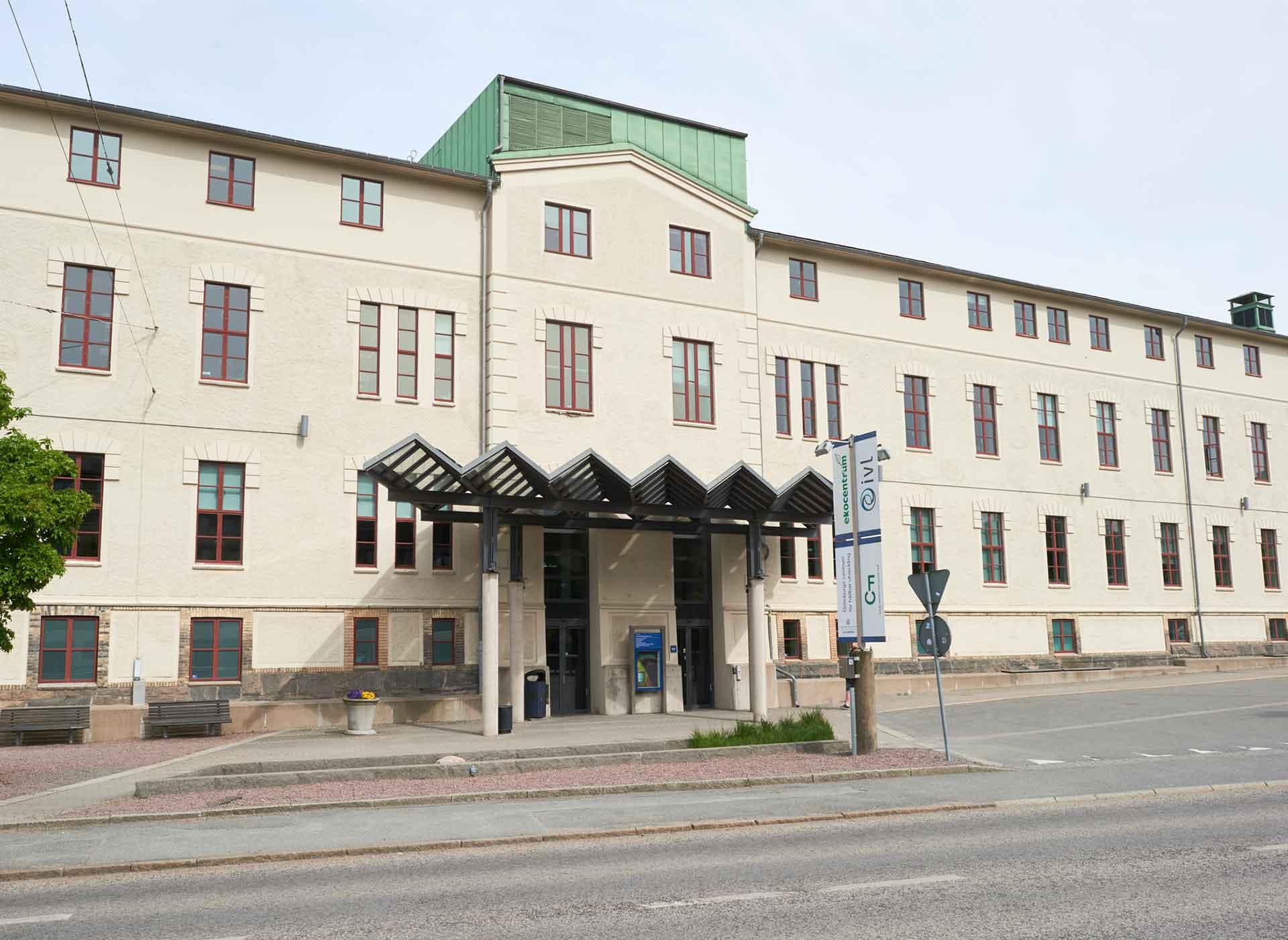 Bild på Chalmers fastigheter Johanneberg