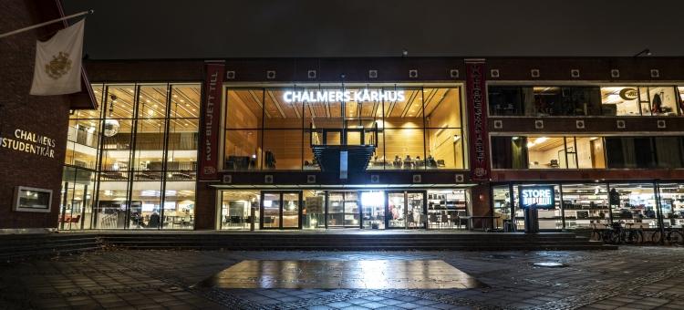 Bild på Chalmers Kårhuset