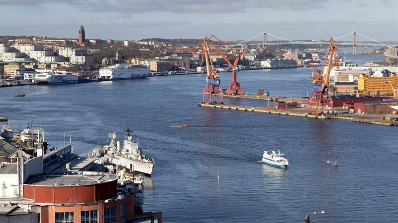 Bild på Göteborg